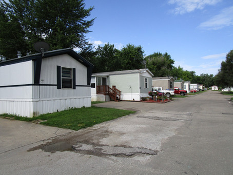 Why we Sold our Home and Bought a Mobile Home Park