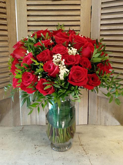 Bouquet de Rosas Grande