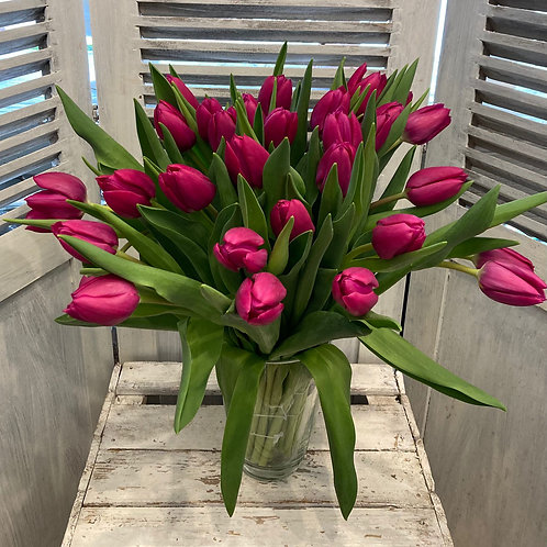 Ramo de Tulipanes Pequeño