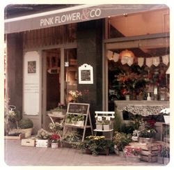 Fachada Pink Flower & Co