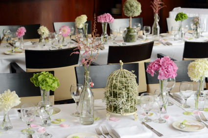 Decoración Floral Convite