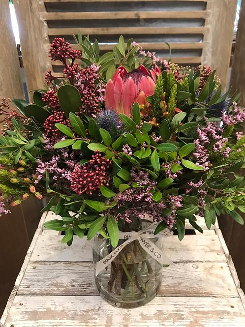 Jarrón Flores de Temporada
