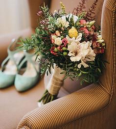 Ramo de Novia Bouquet Silvestre