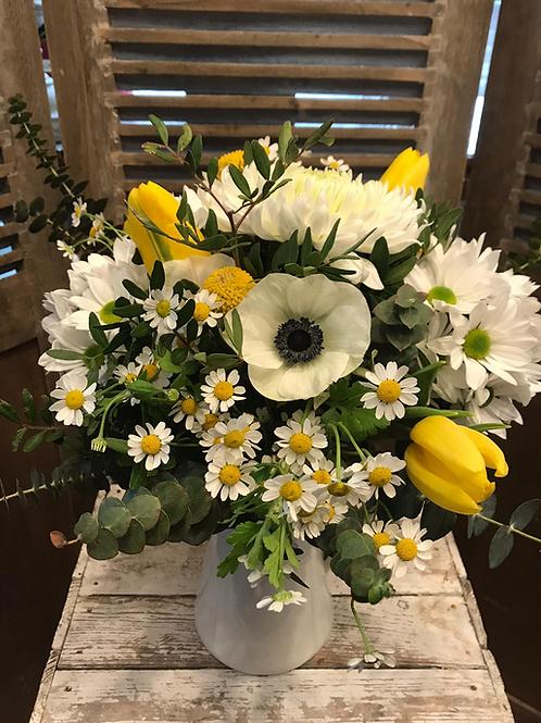 Bouquet de Flores de Primavera