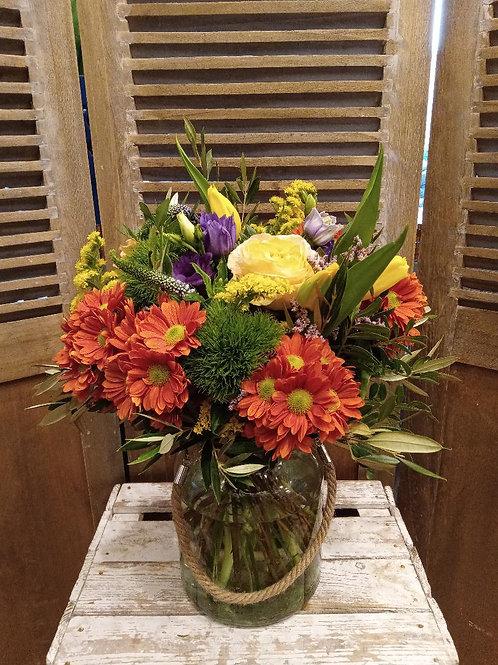 Bouquet de Flores de Temporada