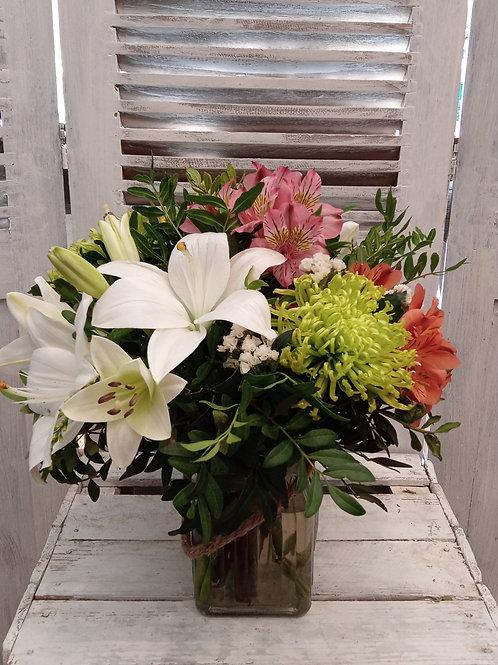 Arreglo de Flores en Jarra 2