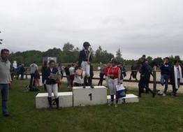 Concours Dressage et CSO à l'Etrier Sarthois