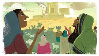 Elijah at Mount Carmel