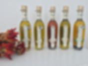 Olio extravergine Aromatizzato Frantoio Cazzetta