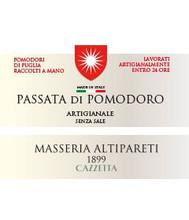 Passata di pomodoro Frantoio Cazzetta
