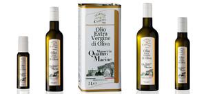 Olio extravergine Quattro Macine Frantoio Cazzetta