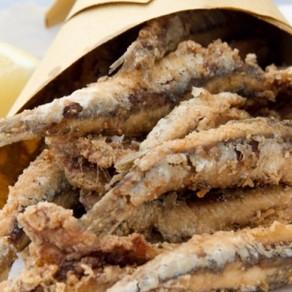 L'olio Extravergine di QUALITÀ ottimo per la frittura