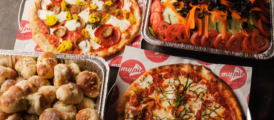 10 Reasons to Visit My Pie Pizza During National Pizza Month