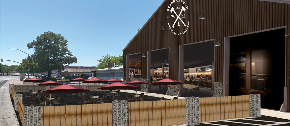 From Firehouse to Brewhouse – Grand Canyon Brewing & Distillery Set To Open Third Location in Page