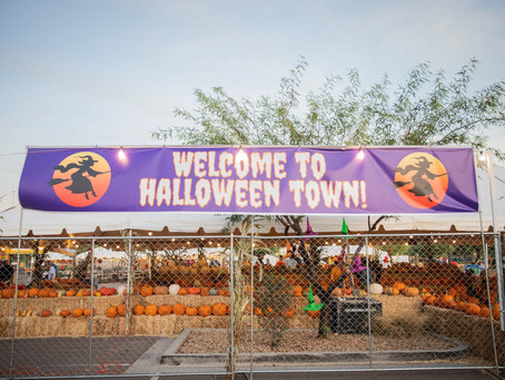 Halloween Town Pumpkin Patch Brings Safe Family Fun To Paradise Valley, October 22-31