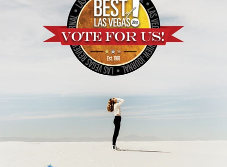 Vote for Us! Best of Las Vegas - Best Customer Service
