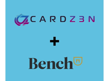 Card Z3N Strategic Partnership with Bench