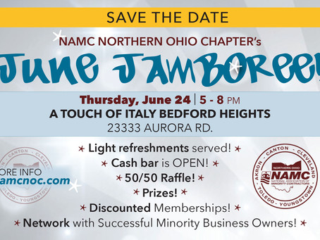 Join Us for Our June Jamboree