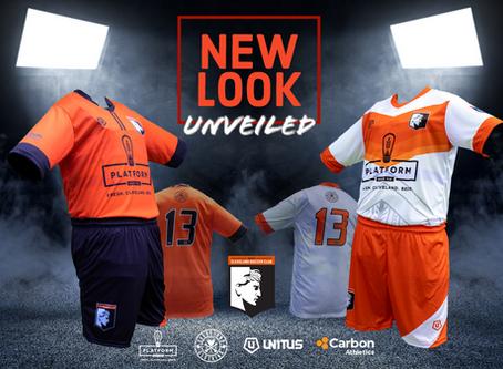 Cleveland SC Unveils New Kits