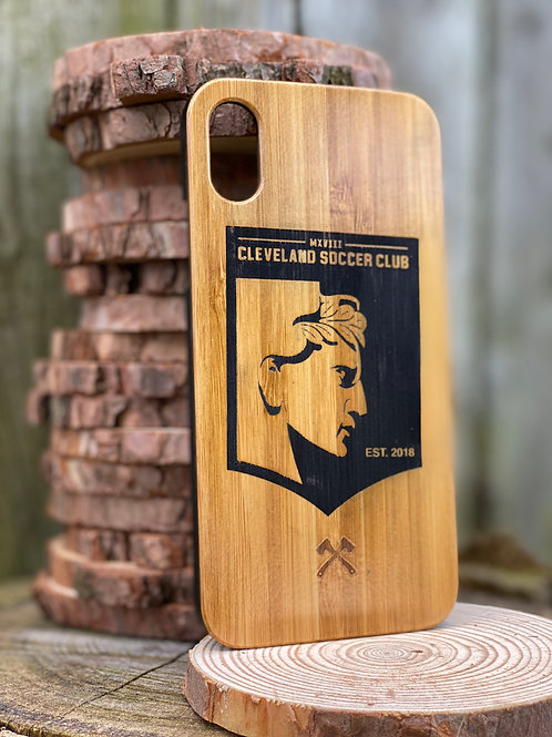 Cleveland SC Bamboo iPhone Cases