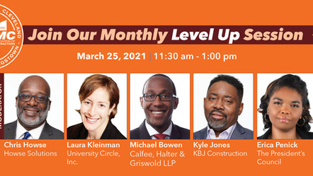 Monthly Level Up Session - Building Your Back Office