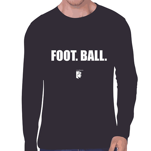Cle SC Foot. Ball. Long Sleeve Tee