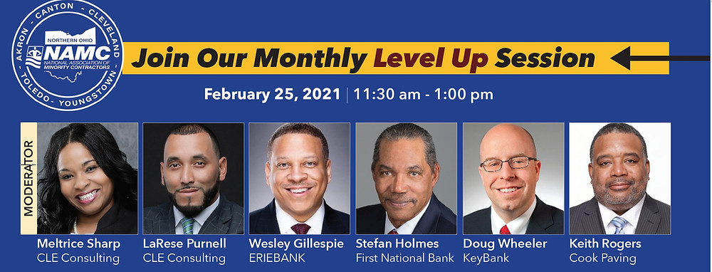 """Monthly Level Up Session: Being """"Bankable"""""""