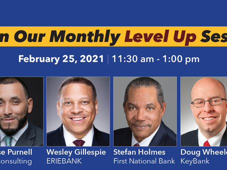 """Monthly Level Up Session with NAMC 
