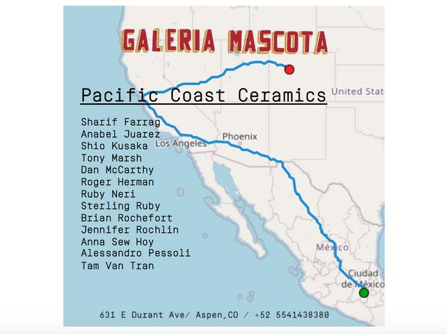 Pacific Coast Ceramics