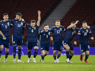 Scotland reach first major tournament in 22 years
