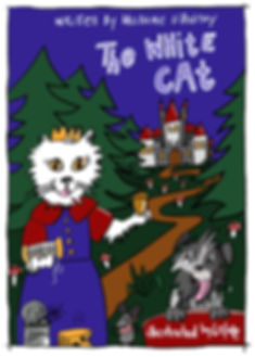 The White Cat Buchcover