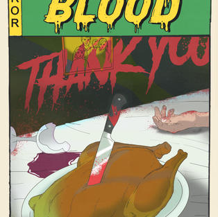 Feast Of Blood - Thanksgiving Cover
