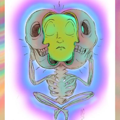 Skeleton Boy, The Deity