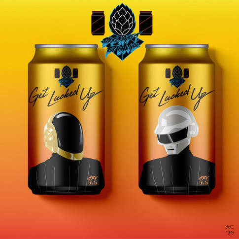 Daft Brew, Daft Punk IPA