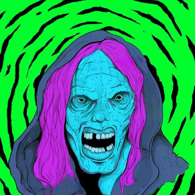 The Creeper Green Variant - Creepshow on Shudder