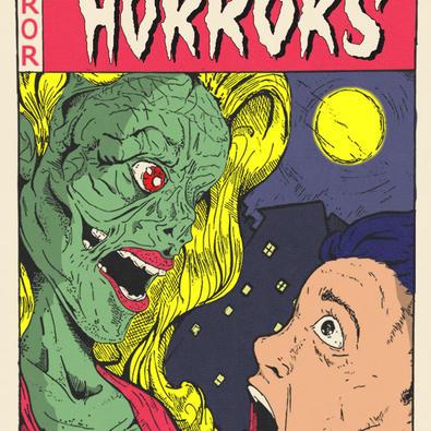 Night Of Horrors: 'Til Death Do Us Part