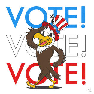 American Eagle - Voting Card