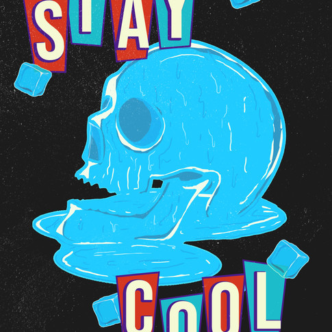 Stay Cool - ICEE Poster