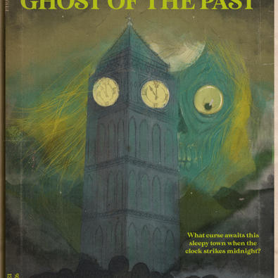 Night Of Horrors: Ghost Of the Past
