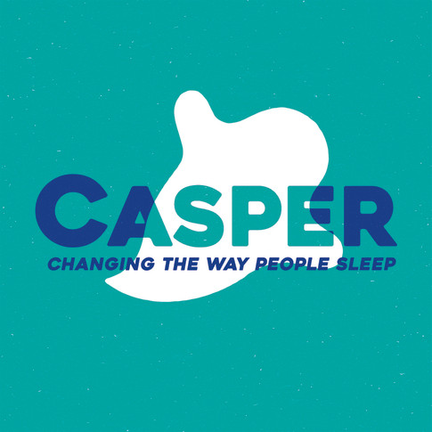 Casper Mattress Logo - Redesign