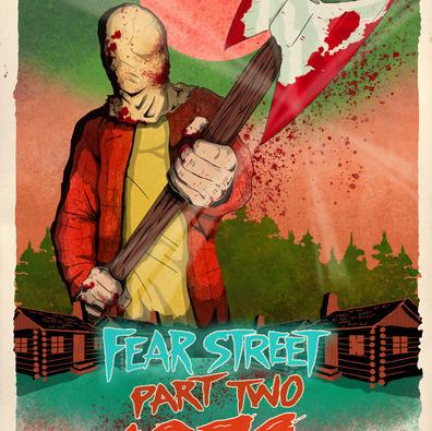 "Netflix's ""FEAR STREET PART TWO: 1978"""