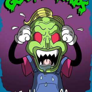 Goosebumps - The Haunted Mask