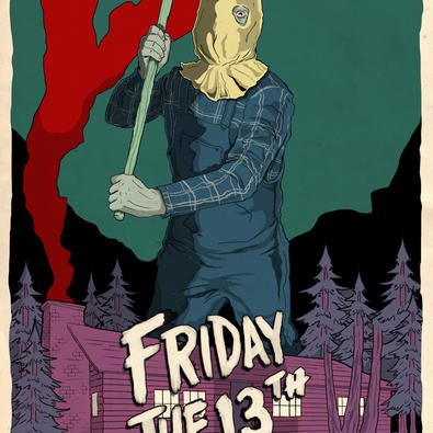 Friday The 13th: Part II - Poster