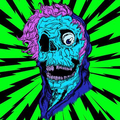 Creepshow Creeper - Green