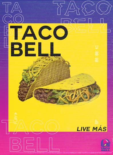 Taco Bell - Vaporwave