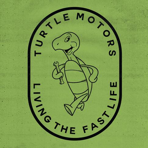 Turtle Motors Logo