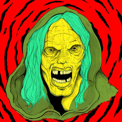 The Creeper Red Variant - Creepshow on Shudder