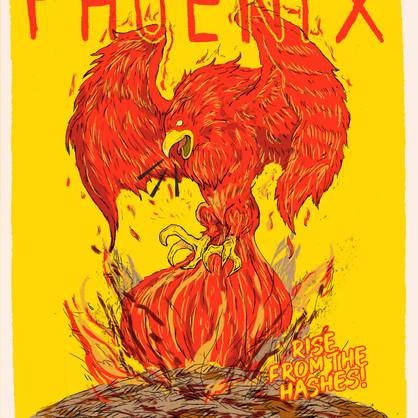Phoenix Hashbrowns, Mythos Diner