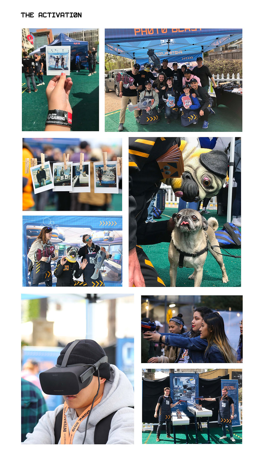 Wet Dog Corp Activation at SXSW Photos