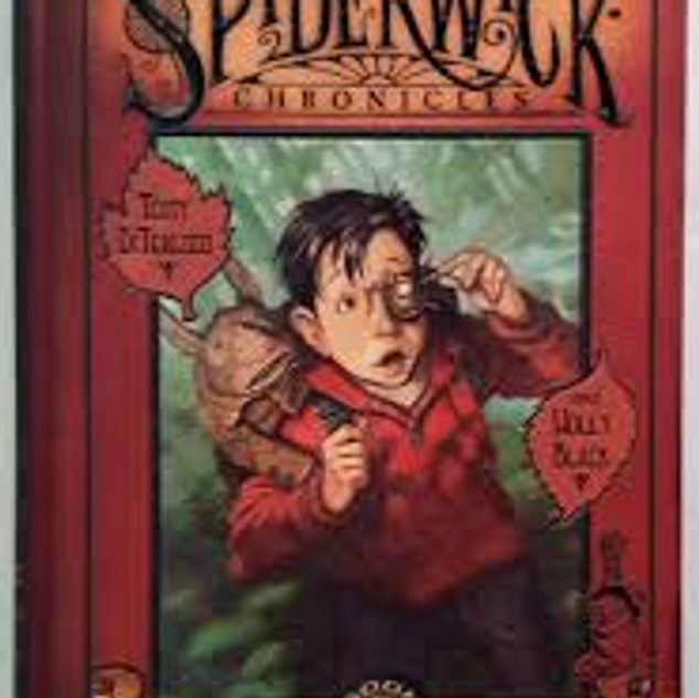 Spiderwick Chronicles Book 2: Chapter 1